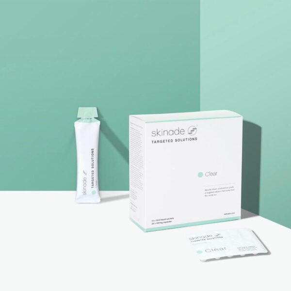 Skinade Targeted Solutions Clear