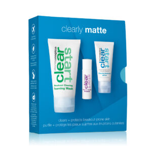 Clear Start™  Clearly Matte Skin Kit