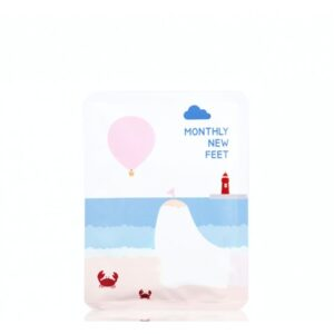 MONTHLY NEW FEET FOOT MASK
