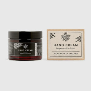 THE HANDMADE SOAP COMPANY HAND CREAM – BERGAMOT & EUCALYPTUS 'ART DECO'
