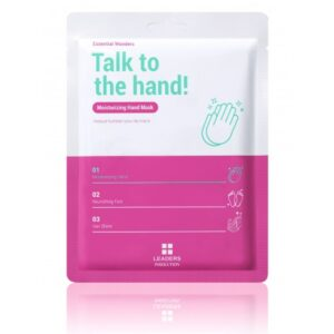 TALK TO THE HAND! MASK