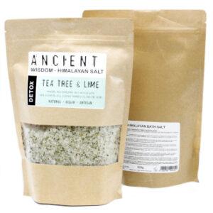 Himalayan Bath Salt Blend 500g – Detox
