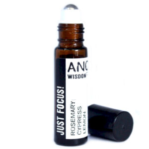 10ml Roll On Essential Oil – Just Focus!