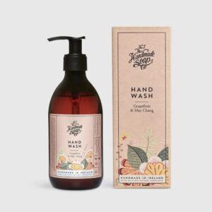THE HANDMADE SOAP COMPANY HAND WASH – GRAPEFRUIT & MAY CHANG